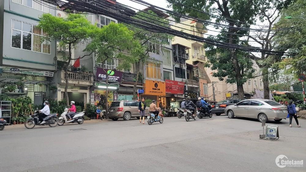 Mặt phố Hoàng Hoa Thám-Ba Đình. Vìa hè, ô tô, Kinh doanh. 90m2 7T 15 tỷ