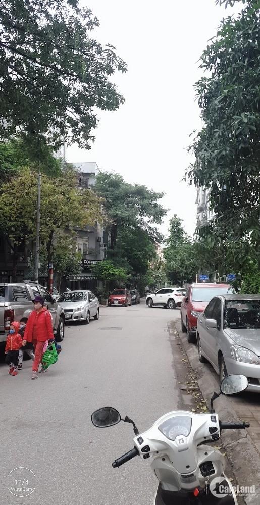 Bán nhà ngõ ô tô tránh quận Ba Đình 100m2 mặt tiền 6.4m giá 43 tỷ lh 0386380199
