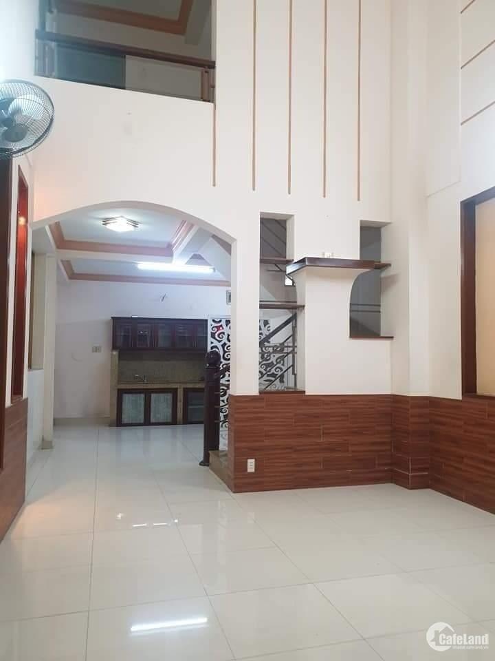 Diện Tích TO 70m2 Nhà Đẹp 4 Tầng BTCT 20M ra MT Nơ Trang Long Giá Chỉ 5 tỷ 9