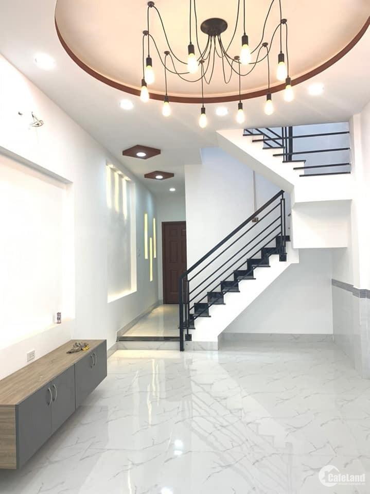 Bán nhà Phan Văn Trị, Bình Thạnh – 51m2 – 2 tầng – Hẻm 3m – Giá 4 tỷ 9