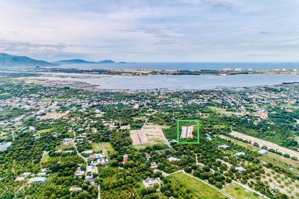 Bán đất nền ven biển Nha Trang đã có sổ đỏ. Giá bán chỉ 800tr