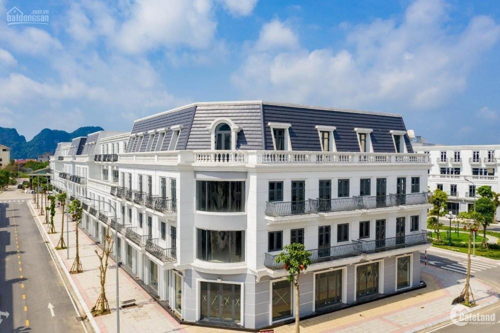 Bán lô Shophouse 2 mặt tiền dự án Platin Cẩm Phả, Lh 0934662777