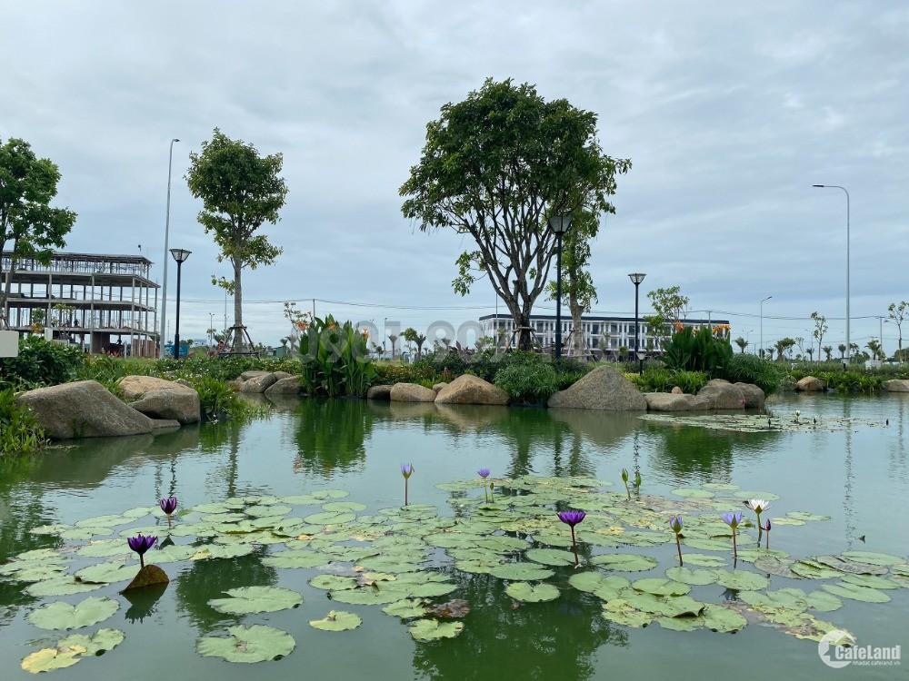 Bán gấp nhà phố 85m2 KDC Hải Sơn,lộ giới 14m,SH riêng,giá thương lượng