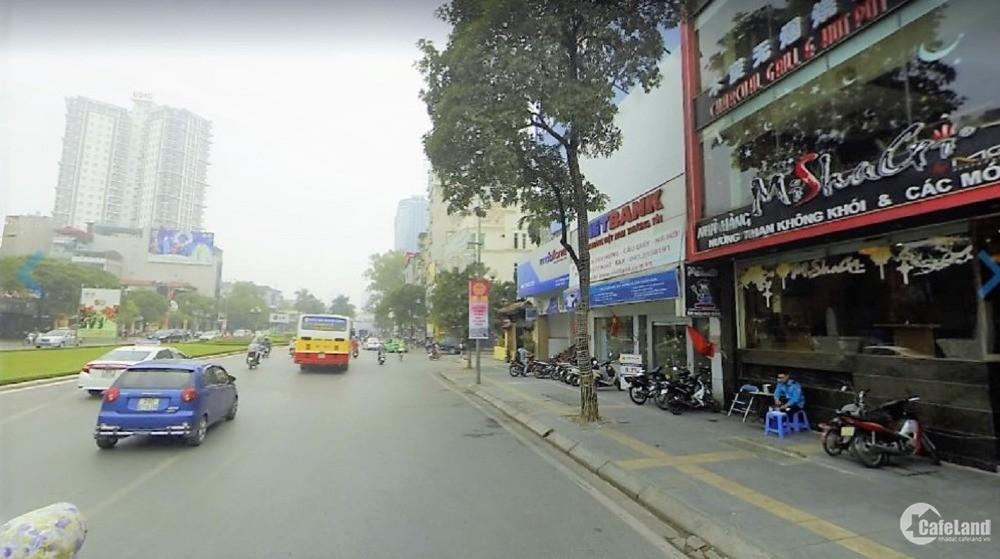 Nhà phố Trần Duy Hưng. Vỉa hè, ô tô. DT 230m2 x MT10m 35T
