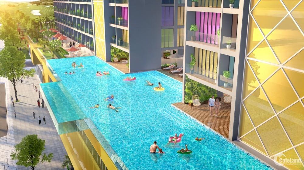 Căn hộ view biển + sân golf cuối cùng dự án Dolce Penisola - chiết khấu 16%