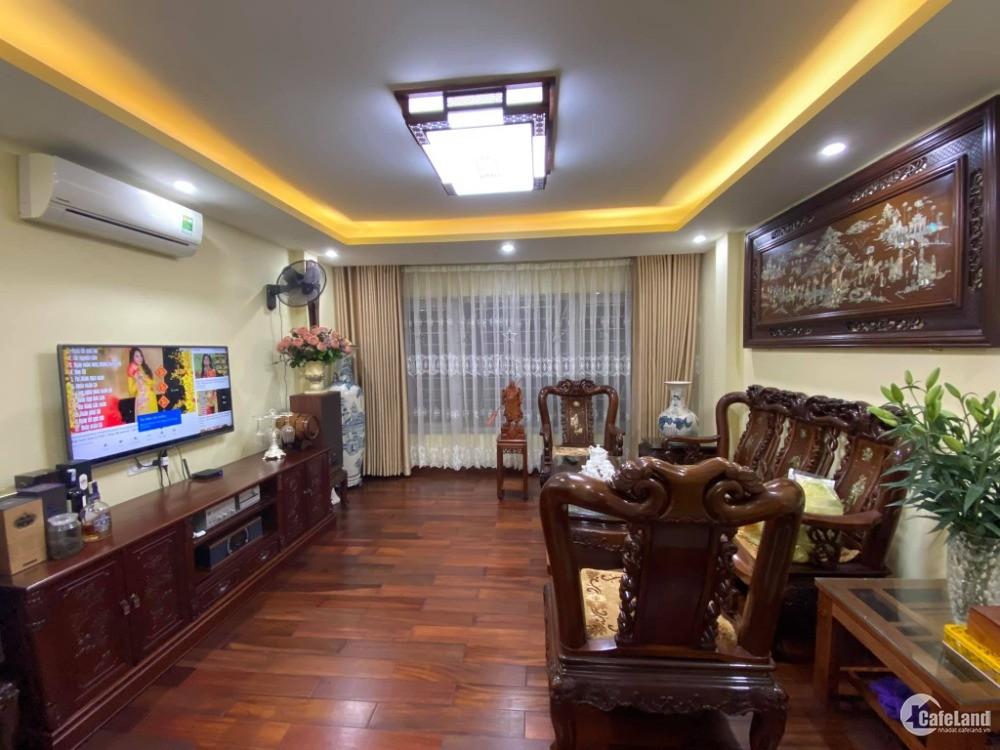 Bán Nhà Trong Làng Việt Kiều Châu Âu, Mỗ Lao, 56m², 4T, MT4.8m, giá 3 tỷ 65