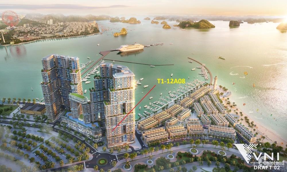 Sun Marina - Kiệt tác thế giới giữa vịnh di sản Hạ Long