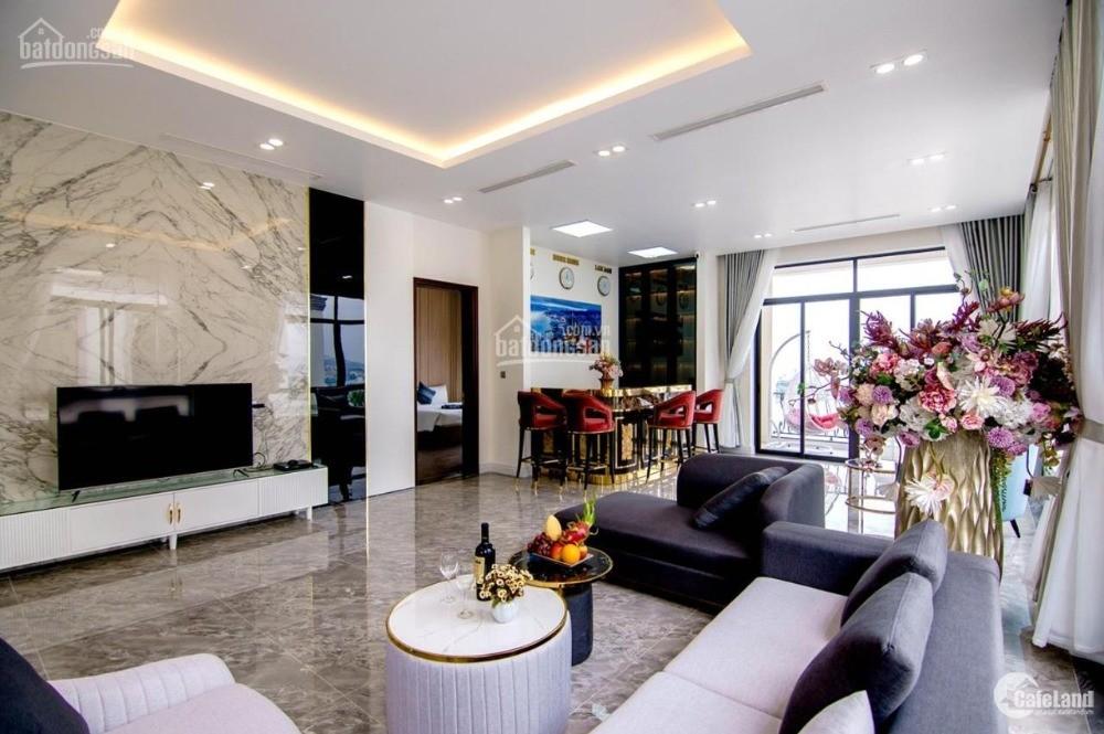 Bán Căn biệt thự 3,5 tầng Beverly Hills View Vịnh Cửa Lục 18 tỷ đang hoàn thiện