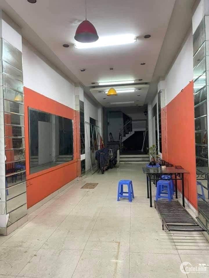 Cực rẻ, Hiếm, Víp, mặt phố Nguyễn An Ninh, Kinh doanh đỉnh chỉ 170tr/m2, 6T, DT7
