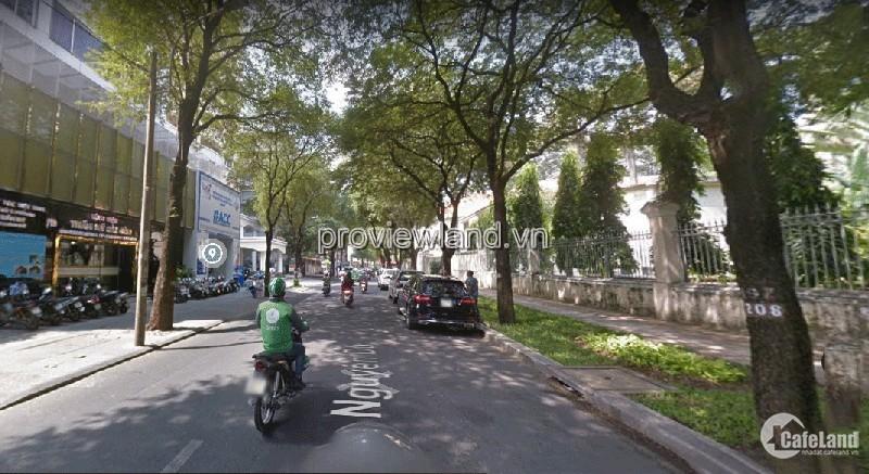 Bán nhà mặt tiền Nguyễn Du Quận 1, 398m2, 2 lầu, sổ hồng chính chủ