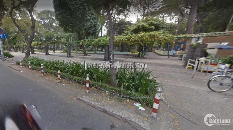 Bán nhà Quận 3, mặt tiền thụt Nguyễn Thị Minh Khai, 500m2, 195 tỷ