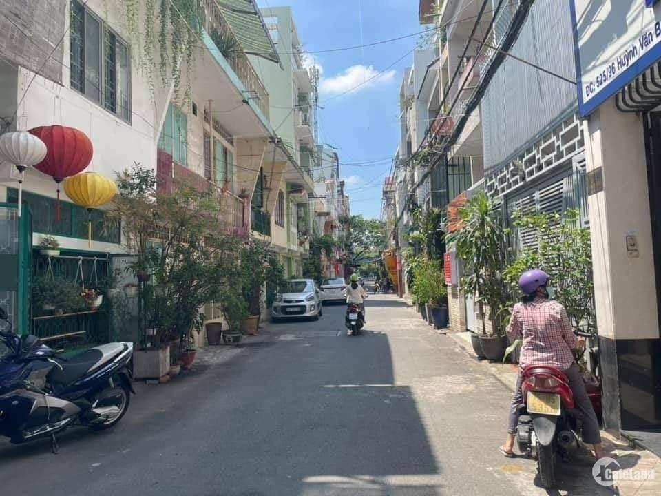 Hẻm xe hơi Huỳnh Văn Bánh, P.14, Phú Nhuận, 4 tầng 50m2 giá 9.7 tỷ TL
