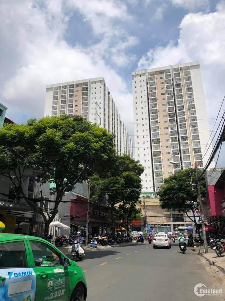 Bán nhà mặt tiền Phan Huy Ích, 56m2, KD VIP, gần Metro tương lai, 7 tỷ 400.