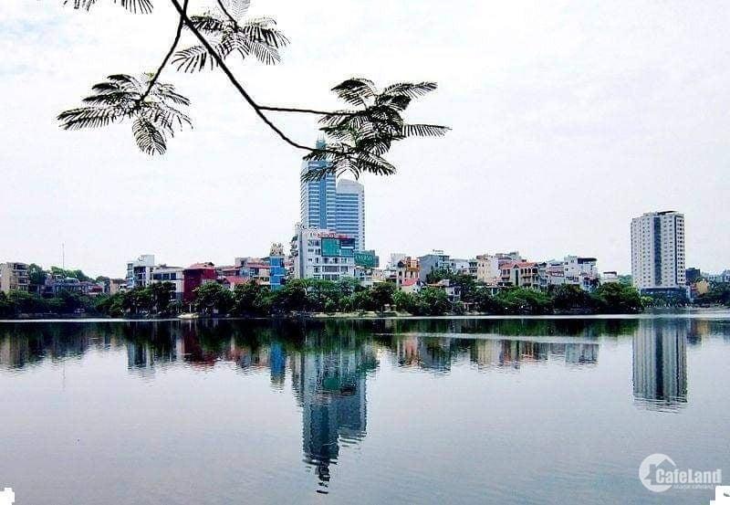 Đất rộng Mặt Phố Yên Hoa – Yên Phụ - Tây Hồ 196 triệu/m2.