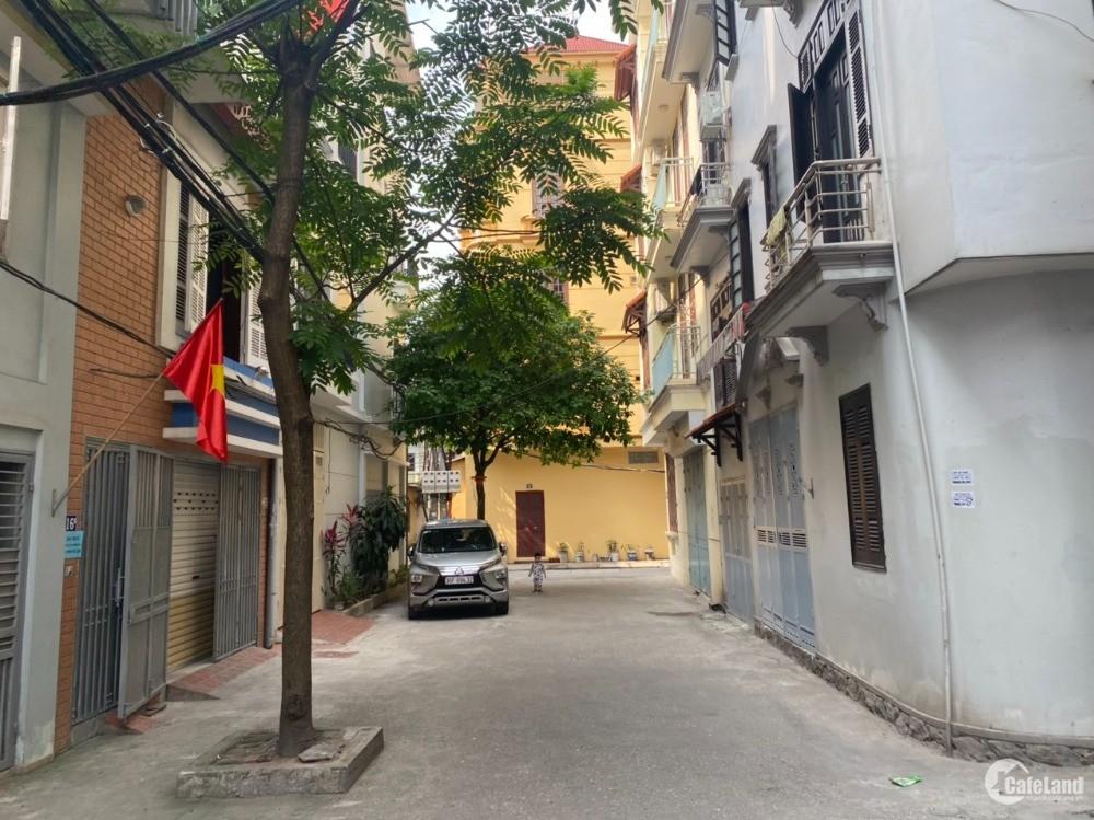 Bán nhà phường Cổ Nhuế 2 ôtô đỗ cửa, nhà phân lô, 40m2 giá tốt 3.85 tỷ