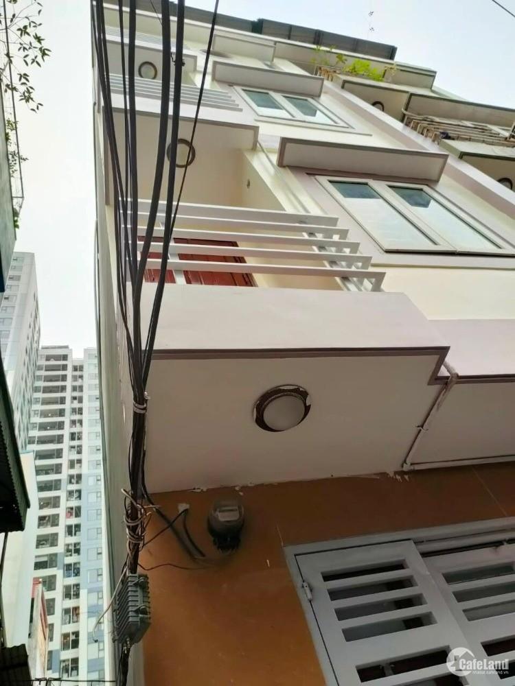 Nhà Phùng Khoang 51m x 4T, Kinh Doanh Sầm Uất, Ô tô đỗ ngày đêm 6 tỷ 5