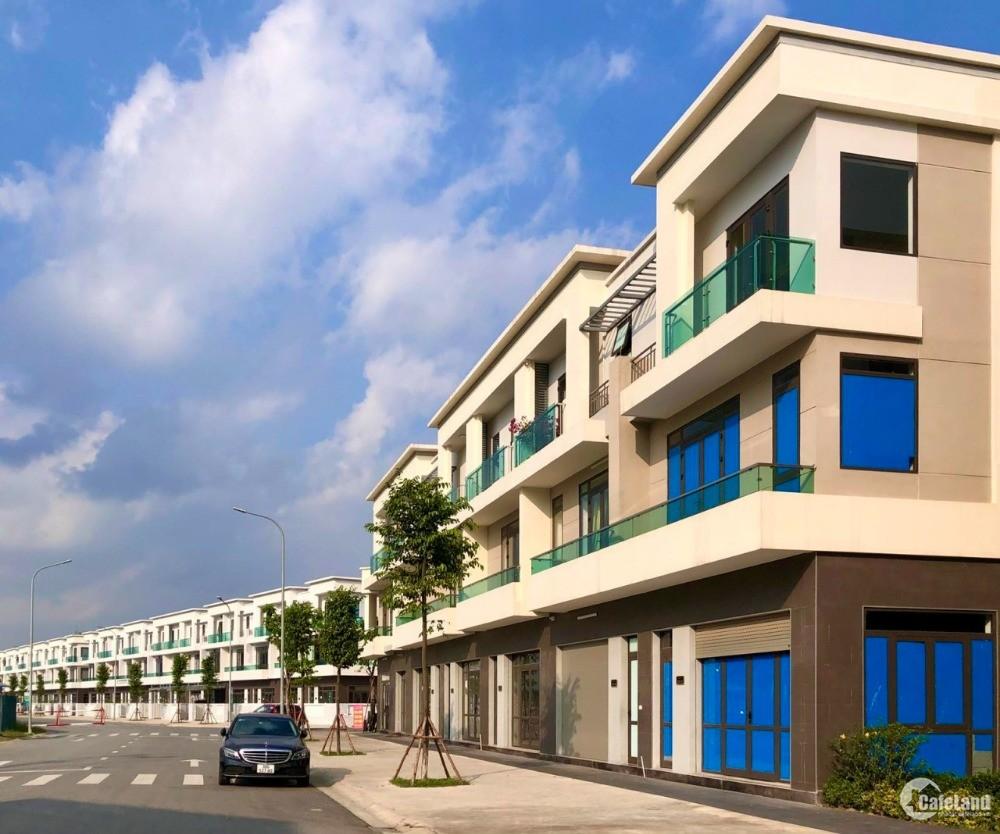 Ngoài Centa Vsip, Tìm đâu Shophouse 3 tầng 120m2 đường lớn giá dưới 5 tỷ ???