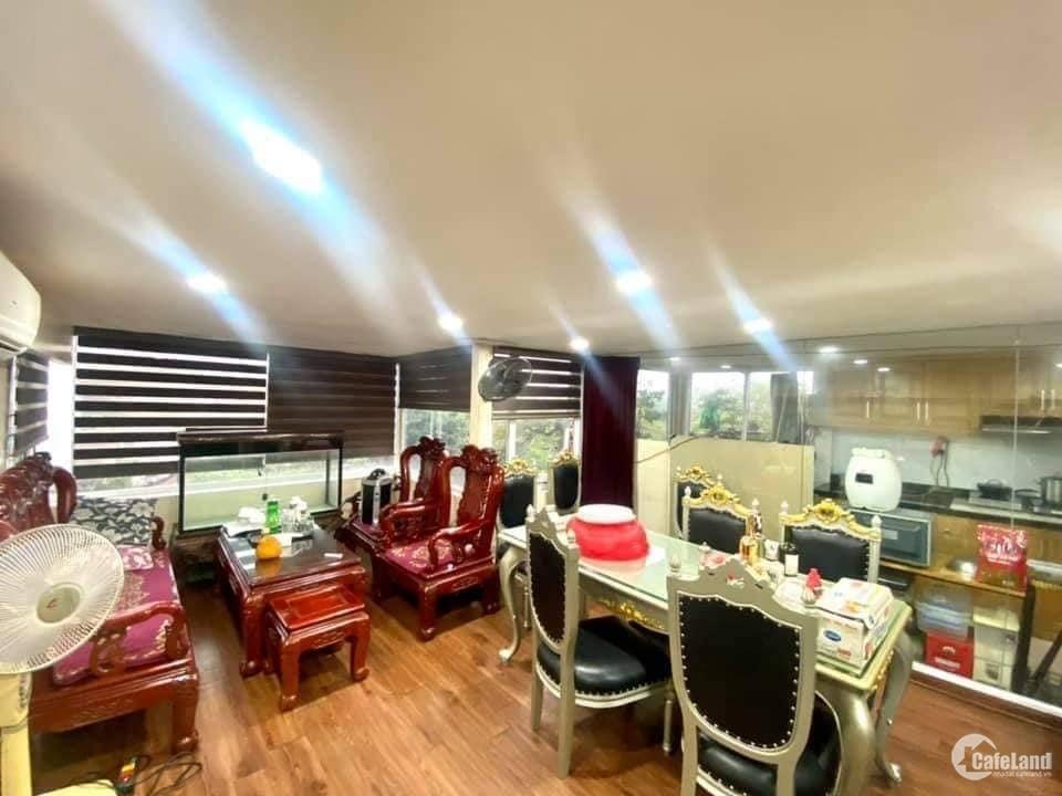 Bán nhà 45m, 6 tầng Thang Máy, Châu Long, 15.8 Tỷ, Trúc Bạch