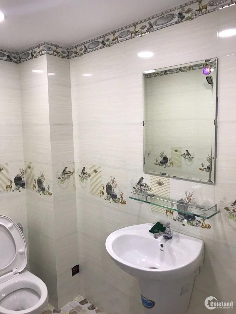 Cần bán nhà dt 40 m2, hẻm ô tô, Nguyễn thượng Hiền f5, Bình Thạnh