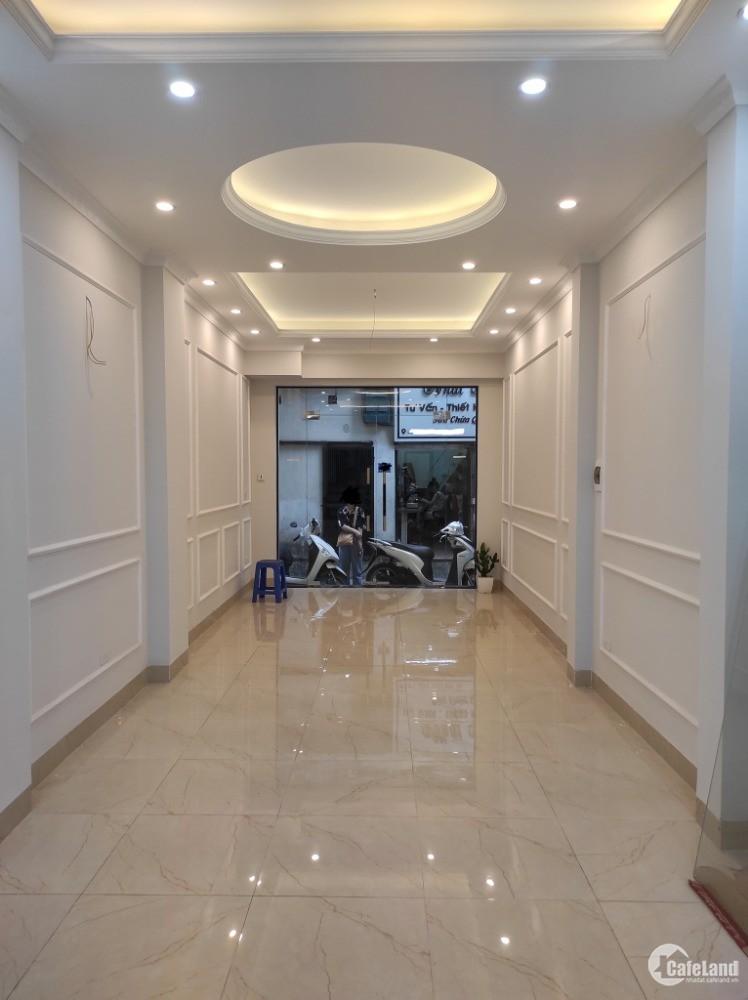 Bán nhà 44m x 5 tầng đường Hoàng Quốc Việt - Cầu Giấy