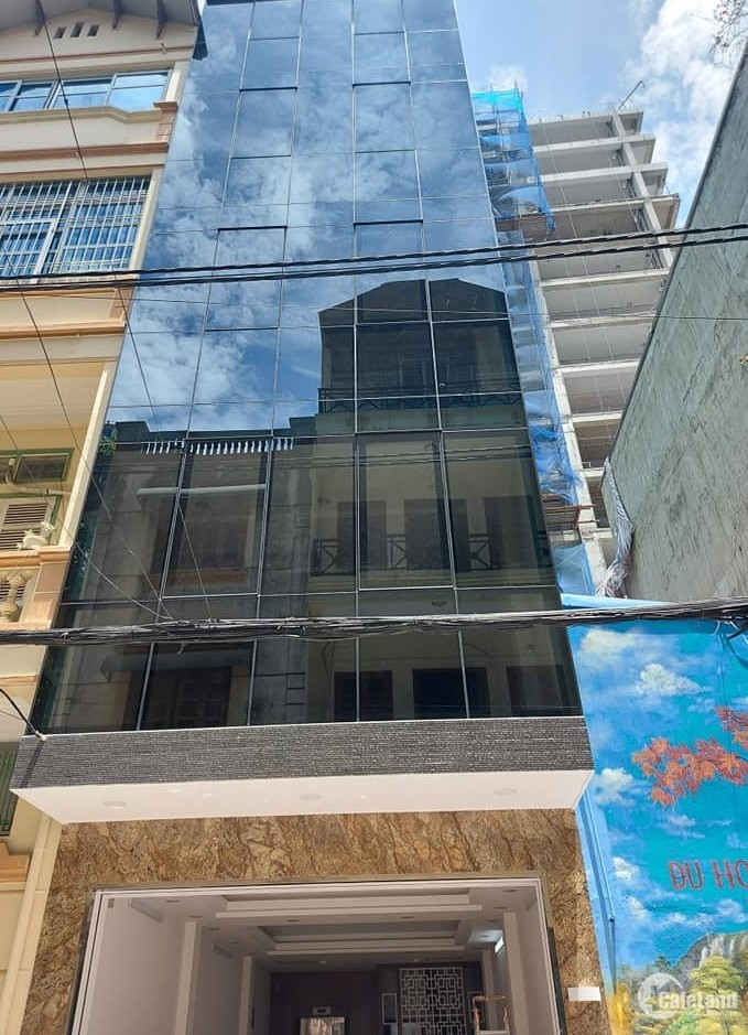 Nhà siêu đẹp Trung Kính 55m2, 7T thang máy,KD-VP siêu đỉnh, 15.5tỷ