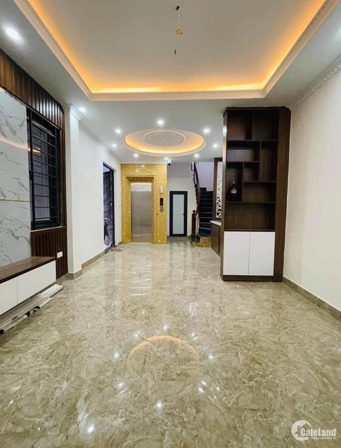 Siêu hiếm, nhà Phùng Chí Kiên 70m2, 5T thang máy, gara 7 chỗ, 10.2tỷ