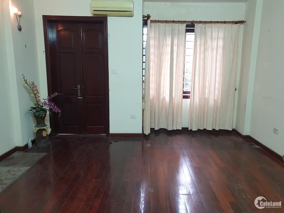 Bán nhà riêng 4 tầng ngõ 381 Nguyễn Khang DT 75m2 giá chào 7 tỷ Lh 0386380199