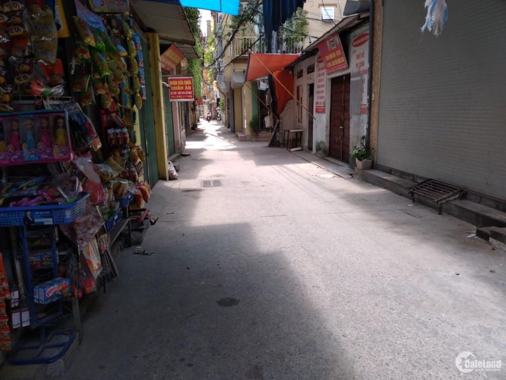 Đất Trương Định diện tích rộng - ô tô tải-KD, Nằm giữa HBT và Hoàng Mai
