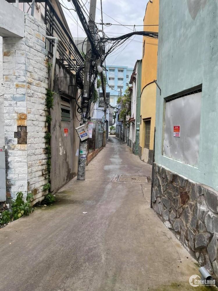Bán nhà Quang Trung, Gò Vấp – 19m2 – 2 tầng – Hẻm ba gác – Giá 1 tỷ 98