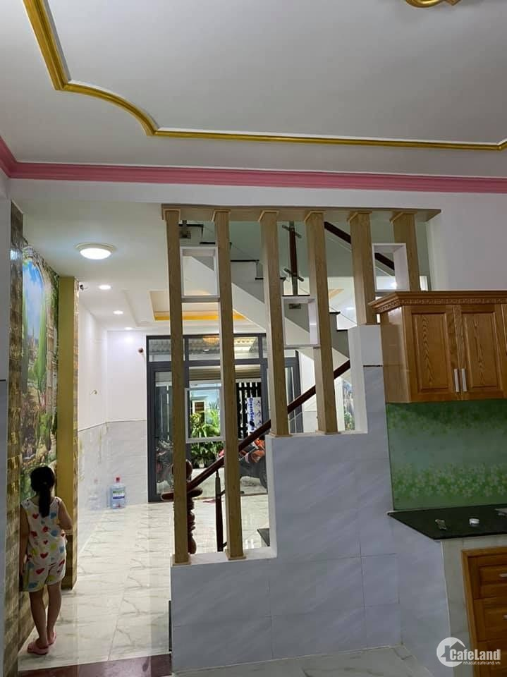 4 Tỷ 55 Có Ngay Nhà  Tiền hẻm Lê Quang Định ,f1, f5 ,Bình Thạnh