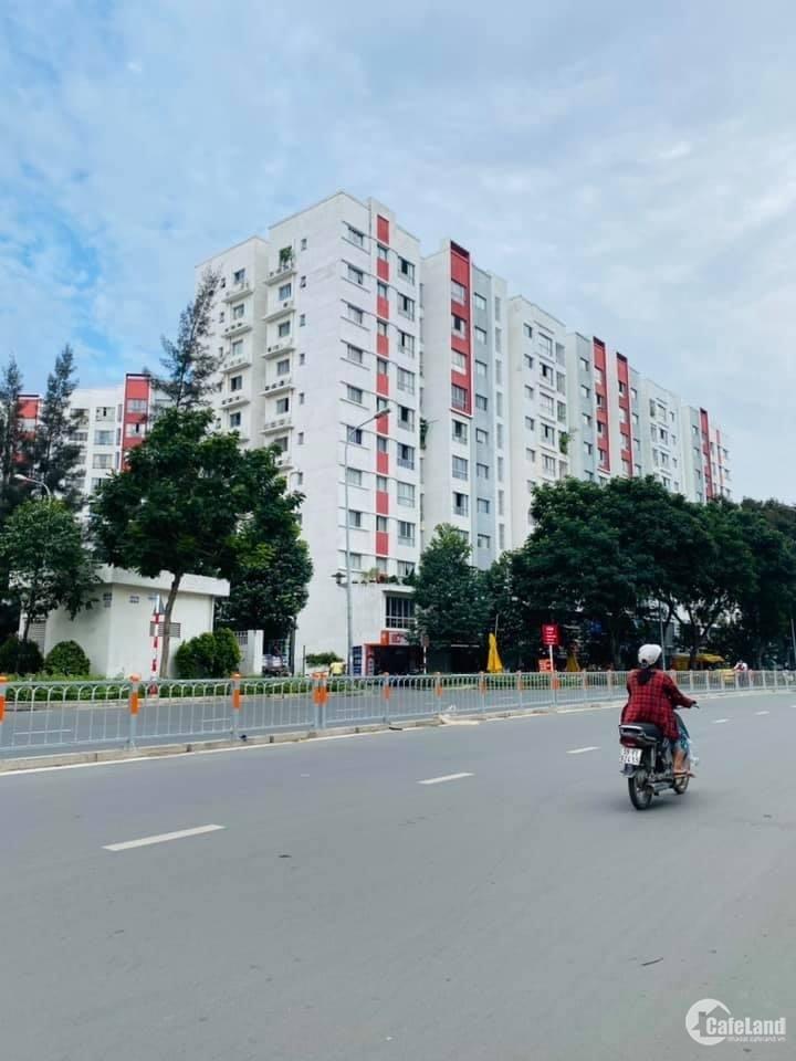 Căn hộ dịch vụ đối diện Aeon Tân Phú, thu 40tr/tháng, hẻm xe hơi, 75m2.