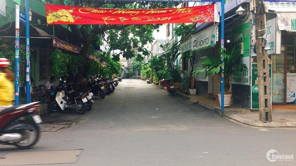 Bán nhà hẻm 8m Nguyễn Quý Anh P.Tân Sơn Nhì Q.Tân Phú DT 4x14m 1 Lầu Gía 6.35 tỷ