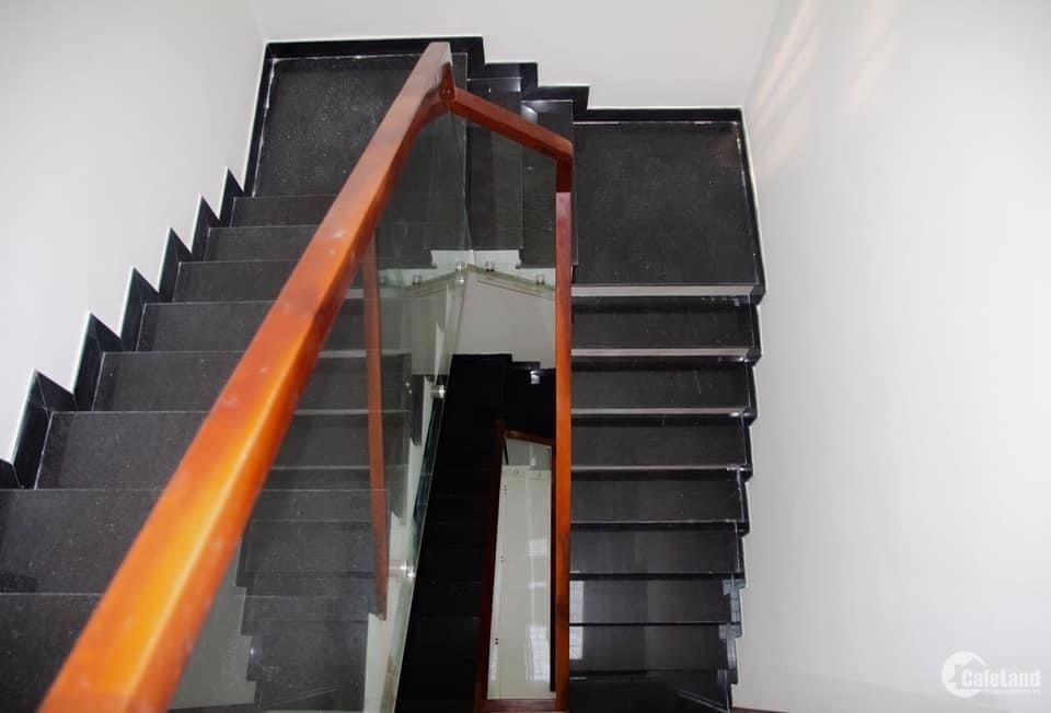 Nhà kế Aeon Tân Phú, 60m2, 4 tầng, hẻm xe hới, nhà mới, giá rẻ.