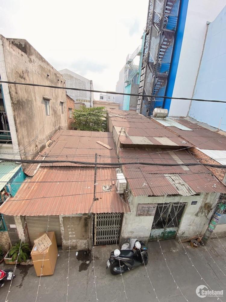 Nhà hẻm xe hơi Khuông Việt, 230m2, đã tách sổ, giá nhỉn 60tr/m2