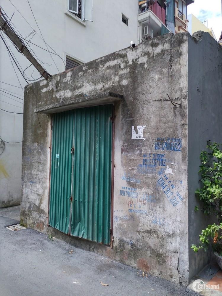 Bán nhà Xuân La, Tây Hồ ngõ phân lô ôtô, vuông đẹp 40m2 giá 3.4 tỷ