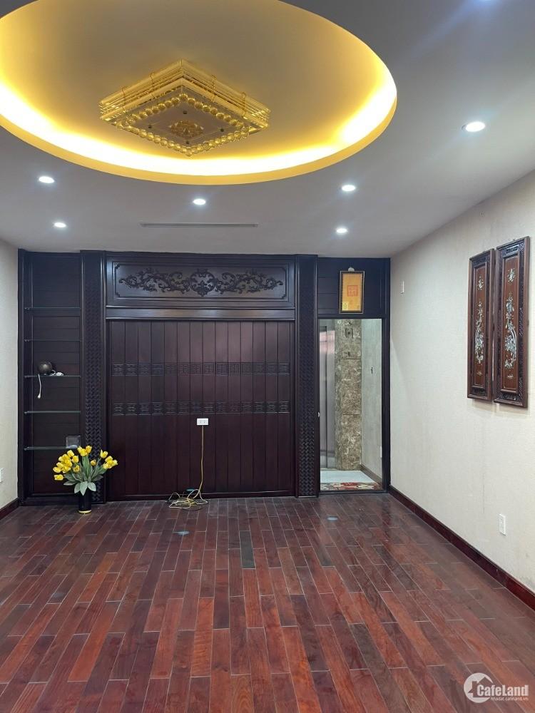 Bán nhà Võ Chí Công,60m 7 tầng thang máy,8.6 Tỷ  Tây Hồ