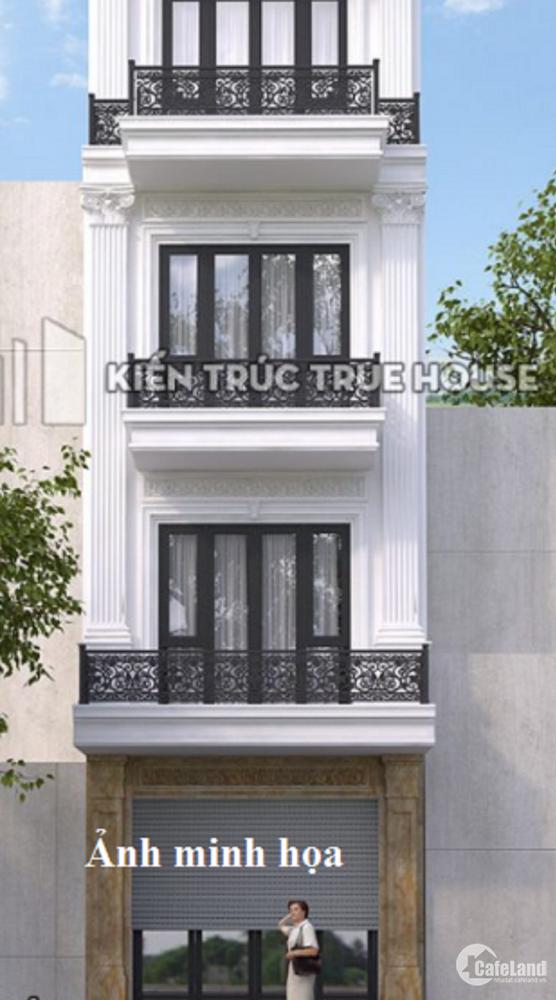 Cần bán nhà riêng 48m2 gần TTTM Văn Điển Tứ Hiệp Thành Trì