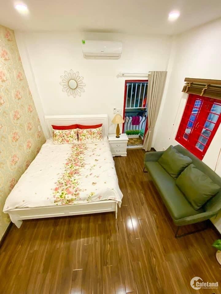 Bán Nhà Trọ cao cấp Phố Trung Văn, 6T 22P 70tr/th Full nội thất VIP 9 tỷ
