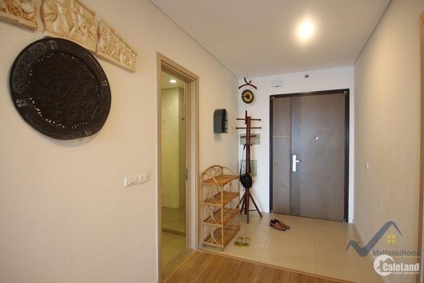 Cho thuê căn hộ cao cấp Mipec Riverside full nội thất, DT:120m2, giá: 15tr/tháng