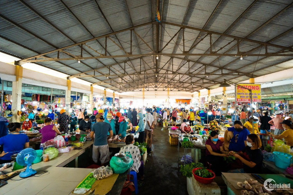 Đất nền phố chợ Nam Đà Nẵng. Giá từ 16,5tr/m2. Đã có sổ đỏ. Tặng 1 SHMODE