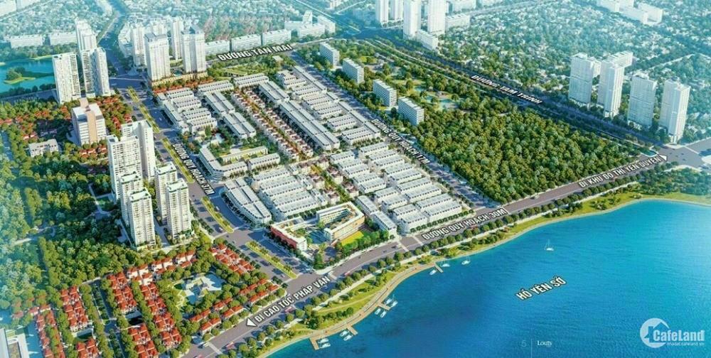 Phân phối độc quyền Sản Phẩm dự án Louis City Hoàng Mai