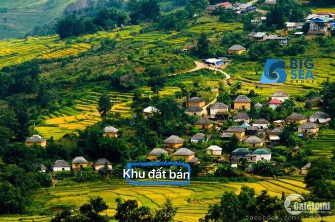 Mảnh đất view cực đẹp, phù hợp làm homestay ngay trong thôn đi bộ tại SAPA2