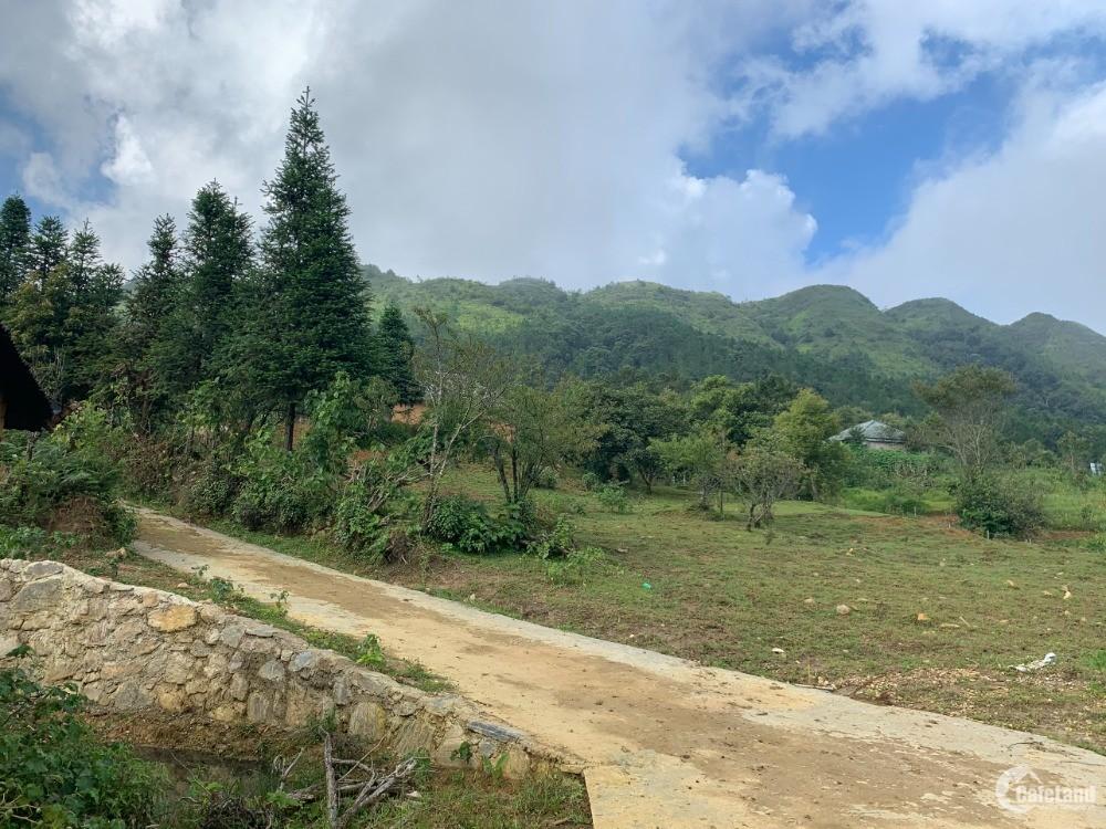 Mảnh đất Y Tý (Sapa 2) 9000m2 ở thôn Mò Phú Chải có sổ đỏ. Liên hệ 0822356688