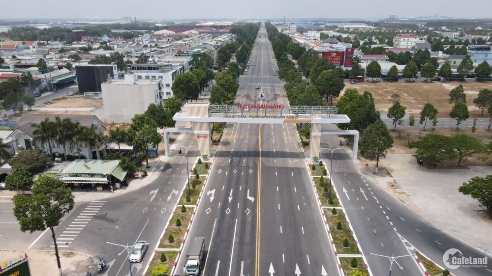 Cần tiền đi học em bán gấp lô đất chính chủ giá 1tỷ4 sát KCN Bàu Bàng, ngay ql13