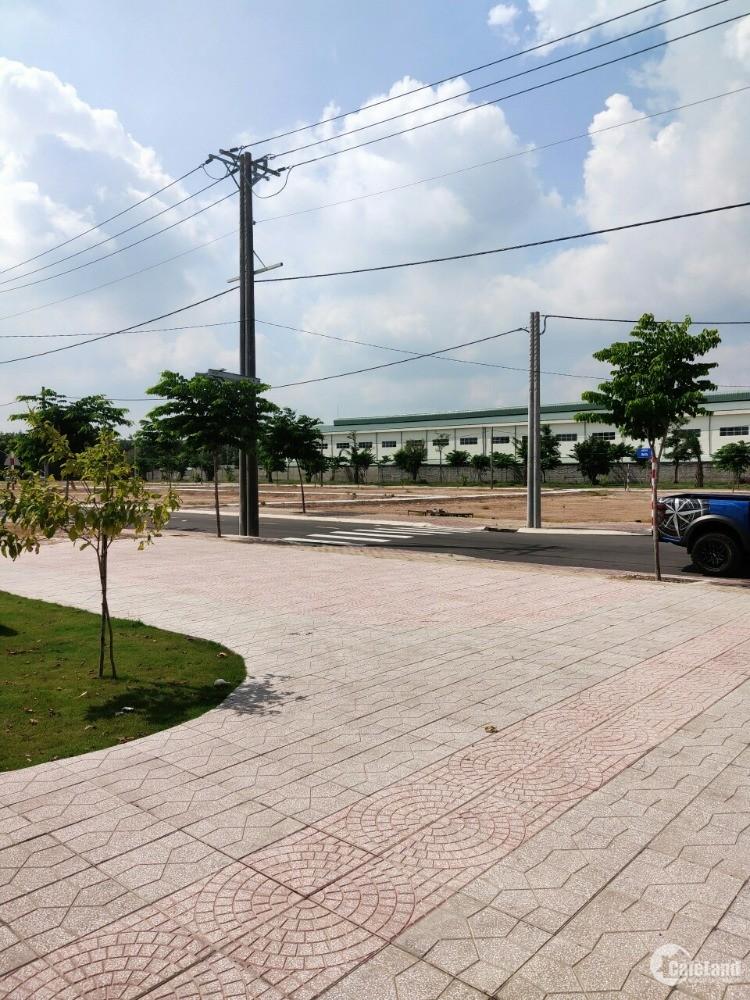 bán gấp lô đất 70m2 ở ngay TTHC Bàu Bàng gần quốc lộ 13 trong mùa dịch này