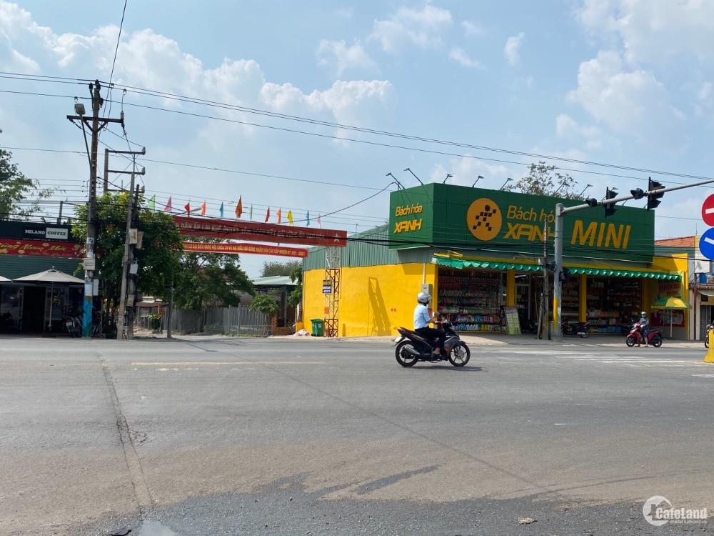 Kẹt tiền bán nhanh lô đất ngay Quốc Lộ 13, sát KCN Bàu Bàng - Bình Dương