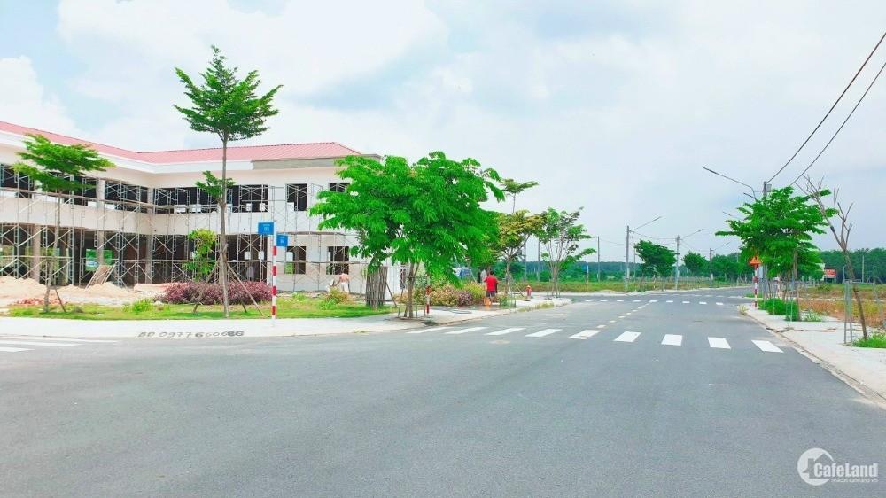 MỚI VỀ 1 EM XINH TƯƠI 100m2 Chỉ 400Tr tại KCN Bàu Bàng ️