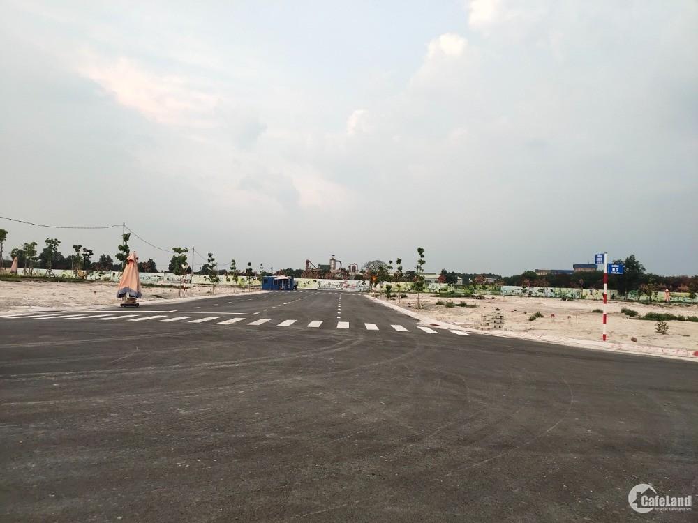 chính chủ bán đất sát KCN Bàu Bàng 700tr thổ cư 100%