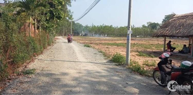 Bán đất Chánh Phú Hòa sổ sẵn xây dựng tự do gần Mỹ Phước Tân Vạn, đường nhà nước