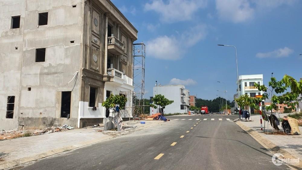 Chính chủ  bán gấp lô đất SHR  ngay bệnh viện Shingmark ,P,Long Bình Tân , BH